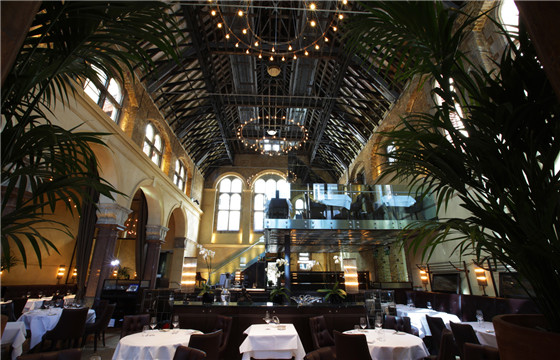 Galvin La Chapelle伦敦浪漫餐厅