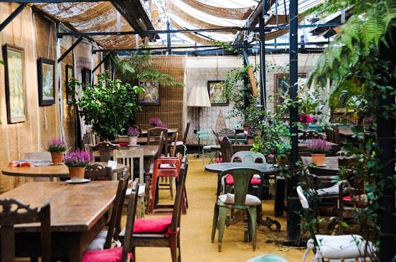 Petersham Nurseries伦敦浪漫餐厅