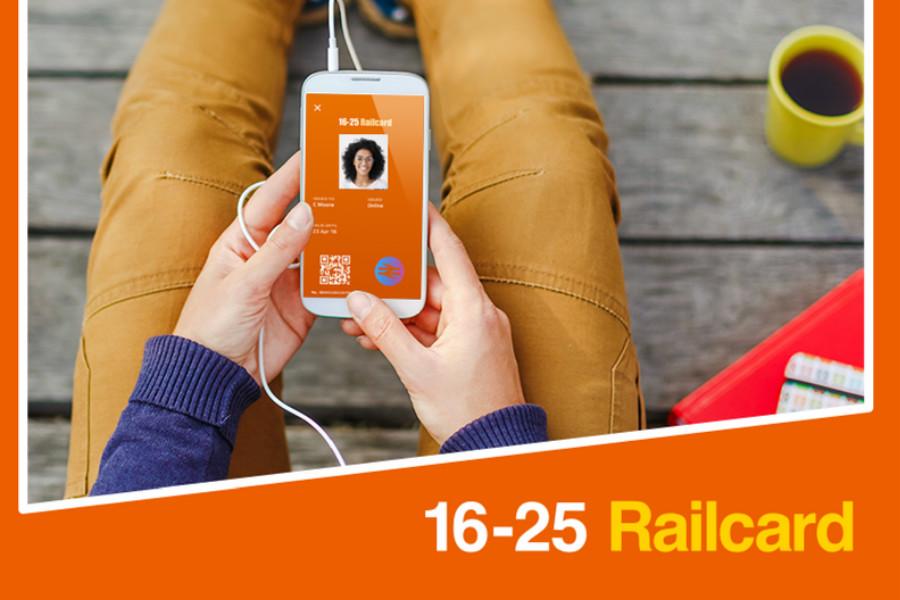 16-25 Railcard   青年铁路卡!火车票、地铁票优惠买!