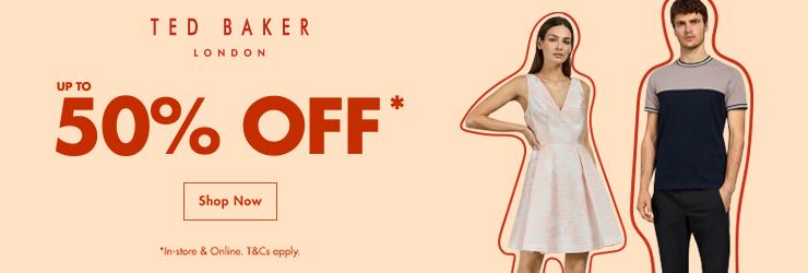 TED BAKER夏季折扣