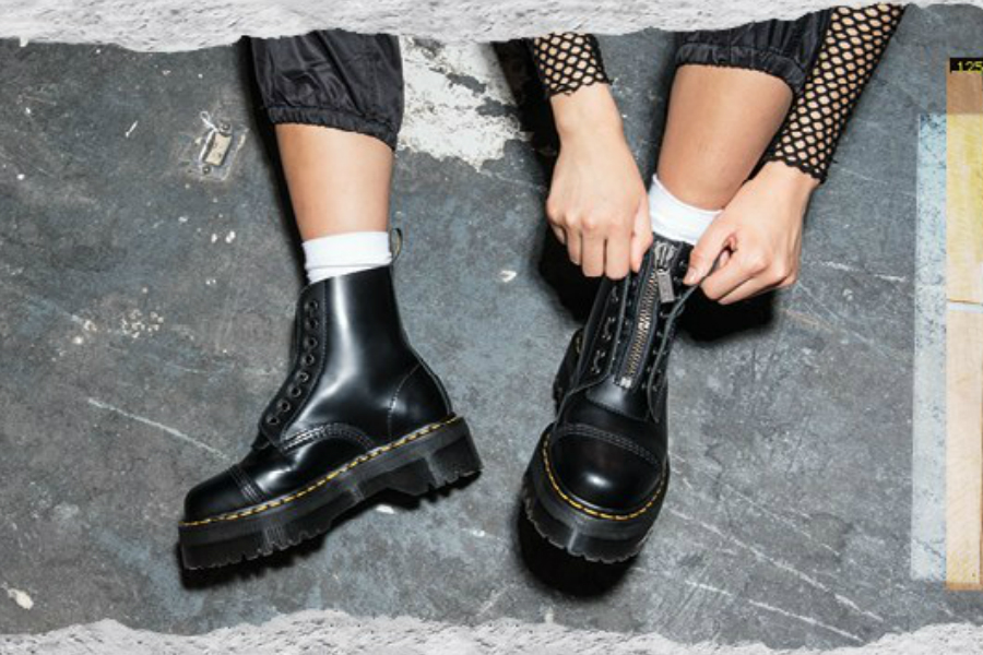 Dr.Martens马丁靴 | 英伦风必备品牌5折大促中,超低价入手马丁靴!