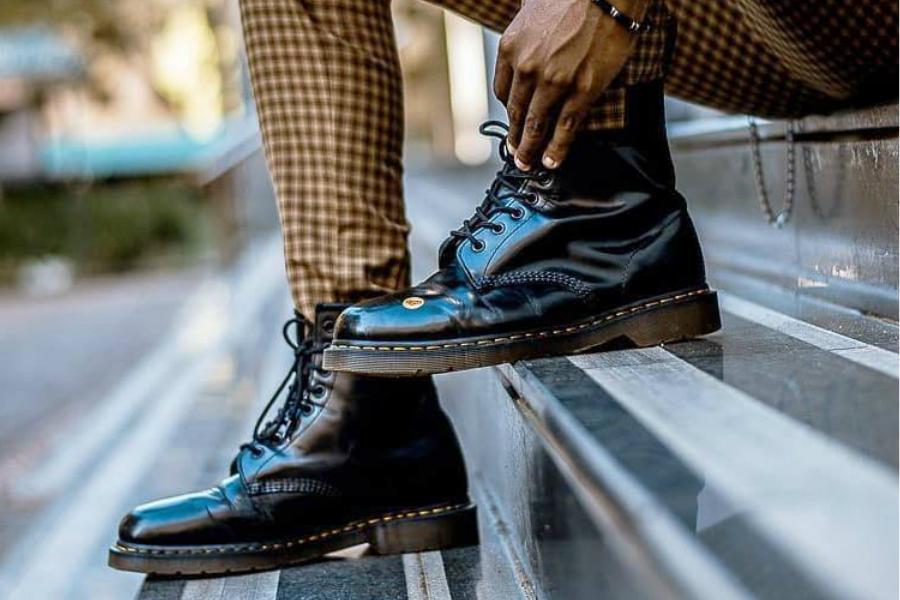 Dr. Martens | 经典马丁靴8折,罕见1460、经典8孔都参与!