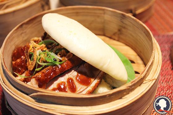 北京烤鸭包