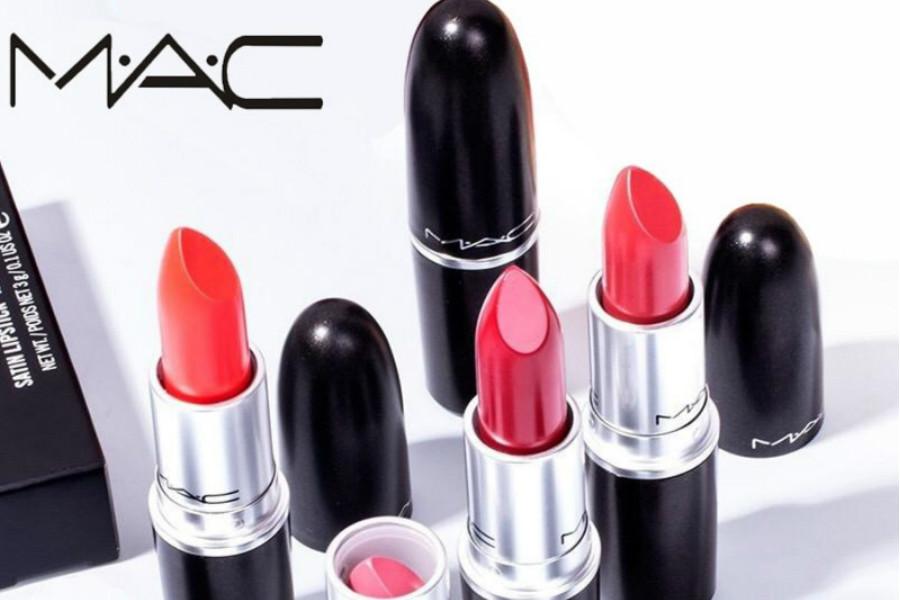 MAC | 独家折扣买满40镑送正装子弹头,元气满满草莓色!