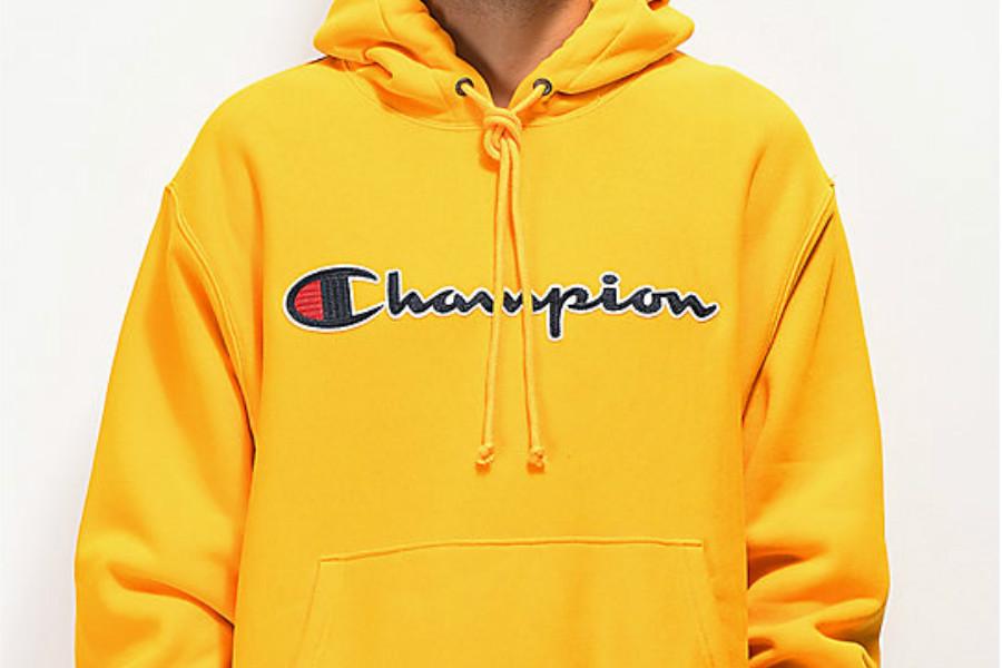 Champion | 秋冬必备新款卫衣7折,男女款式都在折扣优惠中!