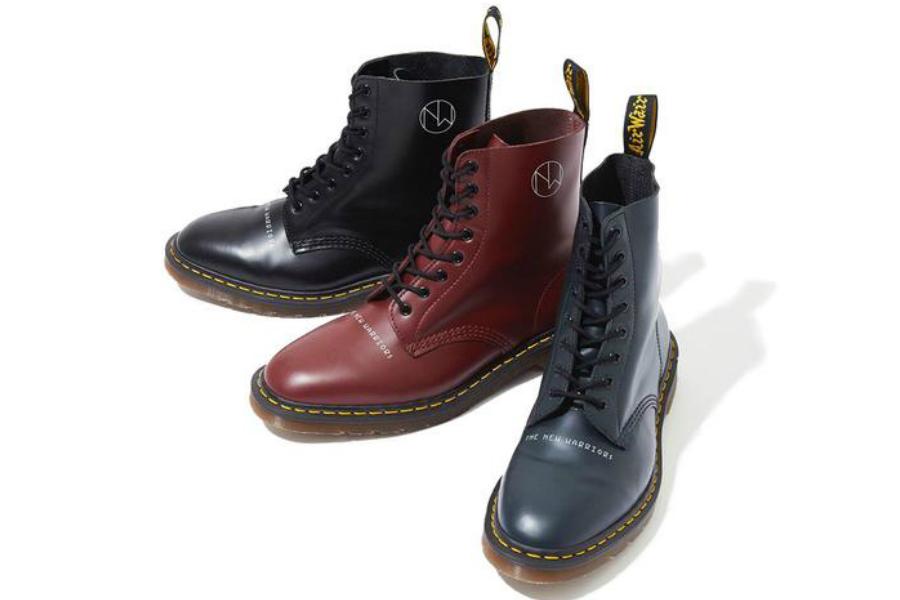 Dr. Martens   马丁靴新款、Undercover合作款低至5折!