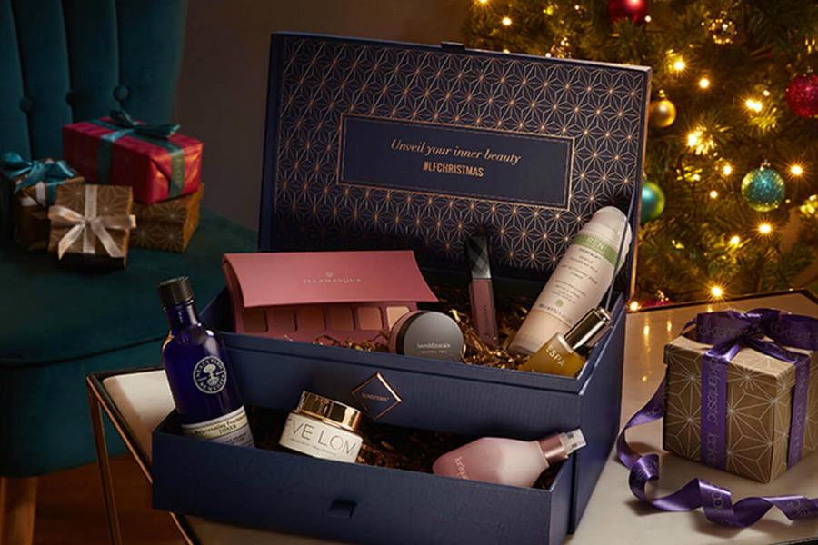 Lookfantastic | 圣诞正装日历上线,£100拿下£360美妆护肤!