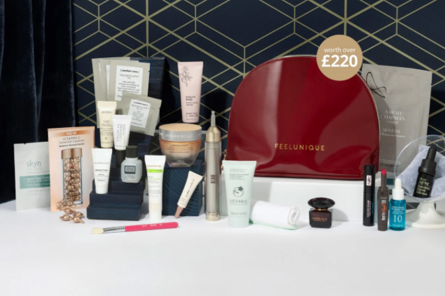 Feelunique | 购买满200镑,送价值220镑礼包!送完为止!