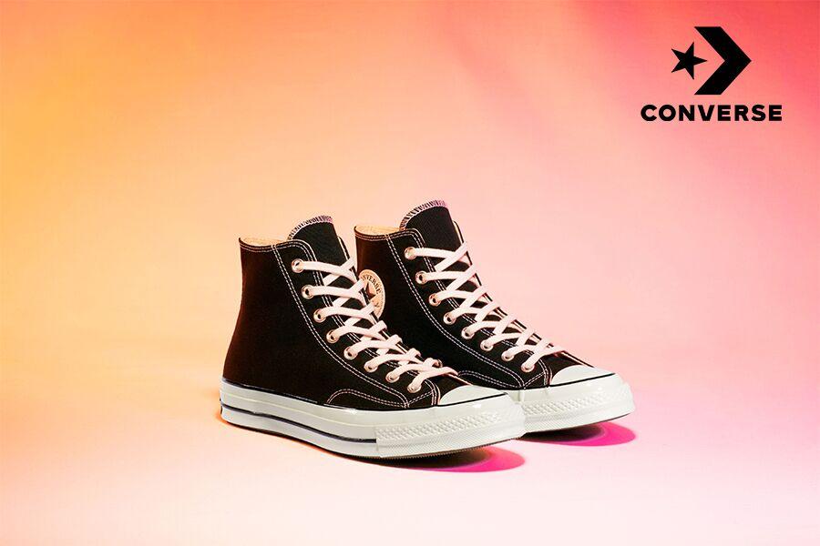 Converse匡威   黑五折扣區低至5折+額外8折!速來入經典款式