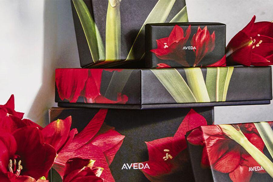 Aveda | 双11全场洗护产品8折,来入高颜值圣诞套装!