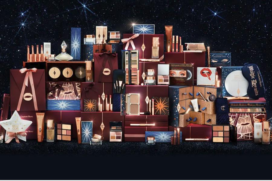 Charlotte Tilbury | 美妆礼物专区,圣诞礼盒最高可省47镑!还有限量眼影